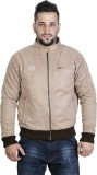 BK Black Full Sleeve Solid Men's Jacket