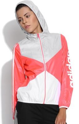 Adidas Neo Full Sleeve Solid Women's Jacket