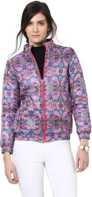 Yepme Full Sleeve Printed Women,s Jacket