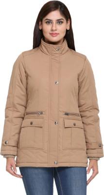 Trufit Full Sleeve Solid Womens Jacket