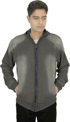 Integration Full Sleeve Solid Men,s Jacket