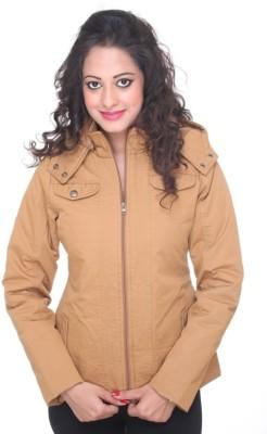 Trufit Full Sleeve Solid Women's Jacket