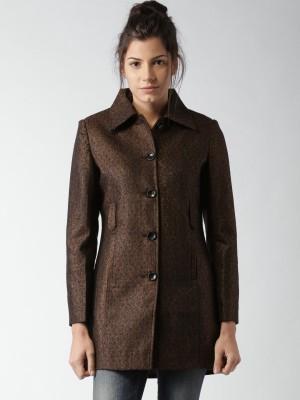 Mast & Harbour Full Sleeve Checkered Women,s Jacket