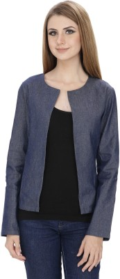 Golden Couture Full Sleeve Woven Women's Denim Jacket