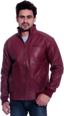 TAG 7 Full Sleeve Solid Men's Jacket