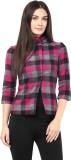 The Vanca Solid Women's Jacket