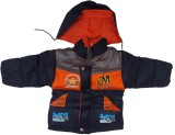 Icable Full Sleeve Applique Boys Jacket
