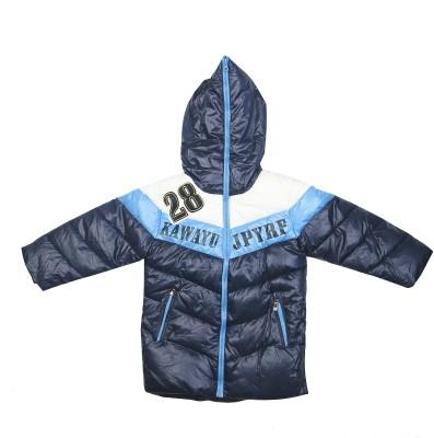 Camey Full Sleeve Solid Boys Bomber Jacket