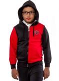 Bobjunior Full Sleeve Solid Boys Jacket