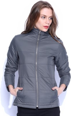 Wrangler Full Sleeve Solid Women's Jacket