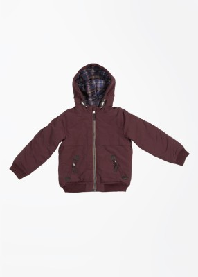 Mothercare Full Sleeve Solid Boy's Jacket