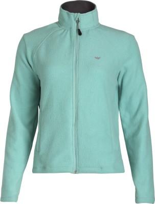 Wildcraft Full Sleeve Solid Women's Jacket