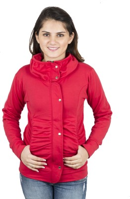 Kaaf Fashion Full Sleeve Solid Women's Jacket