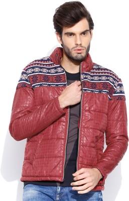 Numero Uno Full Sleeve Printed Men's Jacket