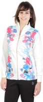 Blazers and jackets for women - Bongio Full Sleeve Floral Print Women's Jacket