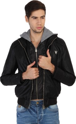 Being Human Full Sleeve Solid Men's Jacket