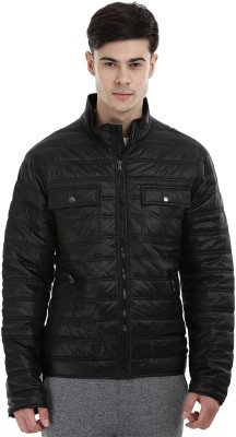 Zobello Full Sleeve Solid Mens Jacket