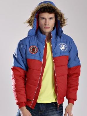 Santa Monica Full Sleeve Solid Men's Jacket
