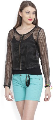 Allen Solly Full Sleeve Checkered Womens Jacket