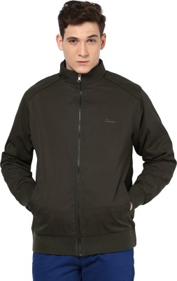 Orewa Full Sleeve Self Design Men's Jacket