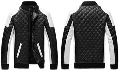 Dsantech Full Sleeve Self Design Men's Jacket