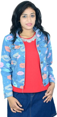 Shopaholic Fashion Full Sleeve Printed Women's Jacket