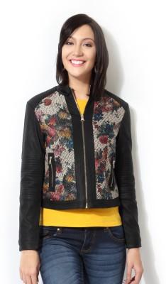 People Full Sleeve Printed Women's Jacket