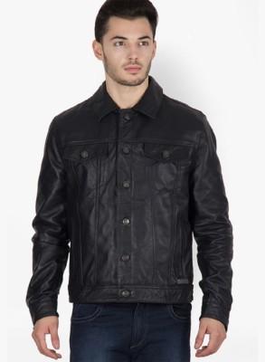 Nappastore Full Sleeve Solid Men's Jacket