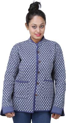 Indigenous Full Sleeve Printed Women's Jacket