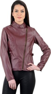 Beyond Origins Full Sleeve Solid Women's Jacket