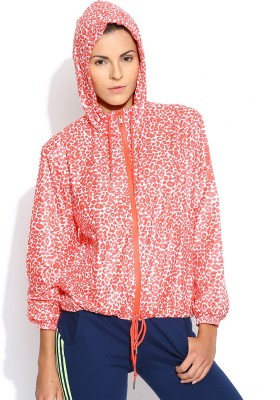 Adidas Neo Full Sleeve Printed Women's Jacket