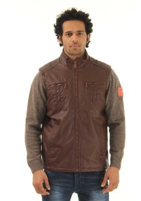 Monte Carlo Sleeveless Solid Men's Jacket