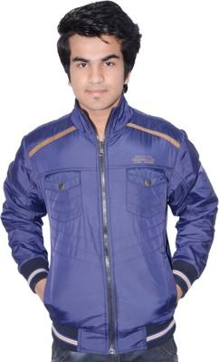 Being Dessi Full Sleeve Solid Men's Jacket