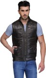 Canary London Sleeveless Solid Men's Jac...