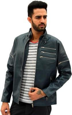 Men In Class Full Sleeve Self Design Men's Jacket
