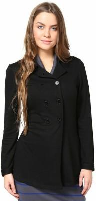 TheGudLook Full Sleeve Solid Women's Peplum Jacket