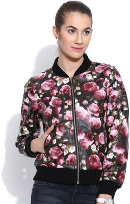 Oner Full Sleeve Printed Women's Jacket