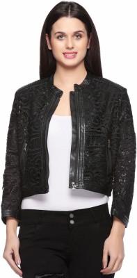 Fasnoya Full Sleeve Solid Women's Jacket