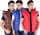 Hardys Sleeveless Solid Men's Jacket