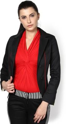 Kaaryah Full Sleeve Solid Women's Casual Jacket