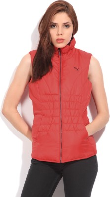 Puma Sleeveless Striped Women's Quilted Jacket