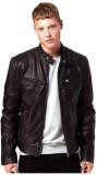 Kirli Full Sleeve Solid Men's Jacket