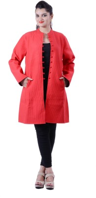 Ridhi-Impex Full Sleeve Solid Women's Jacket