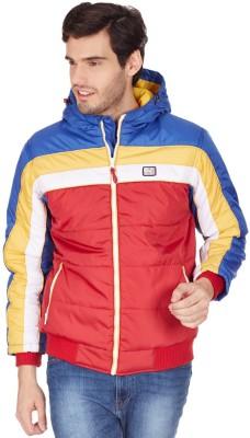 American Swan Full Sleeve Self Design Men's Jacket