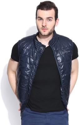 Numero Uno Sleeveless Solid Men's Jacket