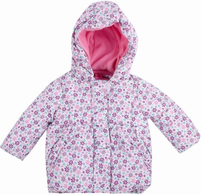 Mothercare Full Sleeve Printed Baby Girl's Jacket