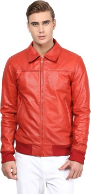 Mago Full Sleeve Solid Men's Jacket