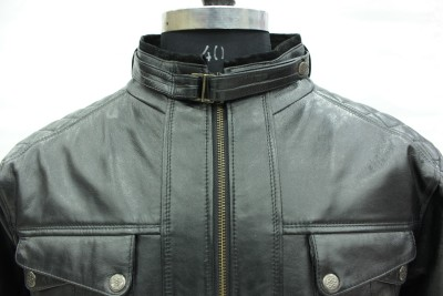 Zooom Sensation Full Sleeve Solid Men's Jacket