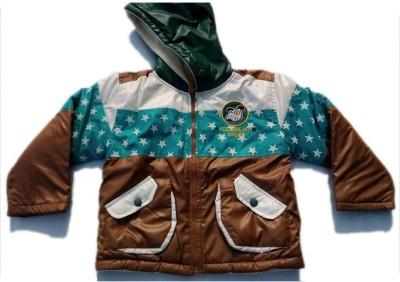 Peridot Club Full Sleeve Solid Baby Boys Jacket