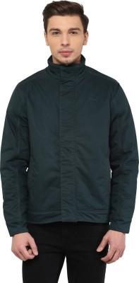 Orewa Full Sleeve Solid Men's Jacket